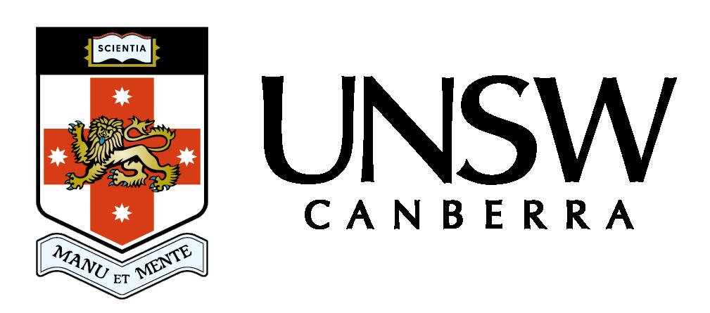 UNSW Canberra Logo